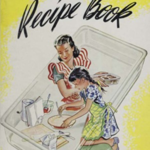 Agee pyrex recipe book