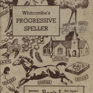 Whitcombe's progressive speller