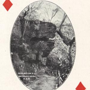 Picturesque Australia : souvenir playing cards