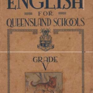 English for Queensland schools Grade V