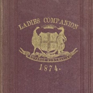 The family year-book and ladies' companion for 1874 : containing a variety of selected articles in prose and verse, instructive, amusing and useful