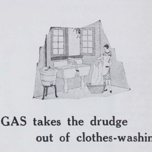 Common-sense laundry book compiled by the N.S.W. Cookery Teachers' Association