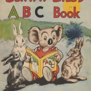 Blinky Bill's ABC book
