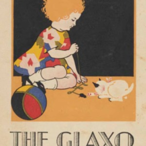 The Glaxo baby book