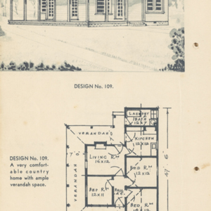 Illustrated catalogue of V&R easy-built homes