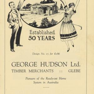 Hudson's ready-cut homes