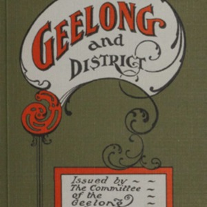 Illustrated guide to Geelong and district