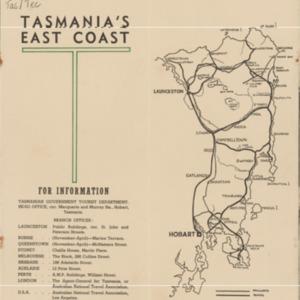 Tasmania's east coast