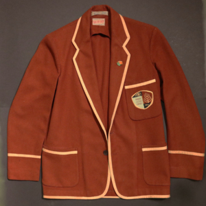 Burwood Teachers' College blazer