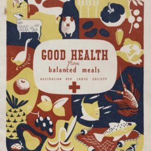 Good health from balanced meals