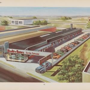 Planning automobile dealer properties