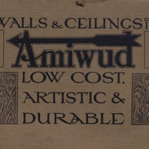 Walls & ceilings in Amiwud : low cost, artistic & durable