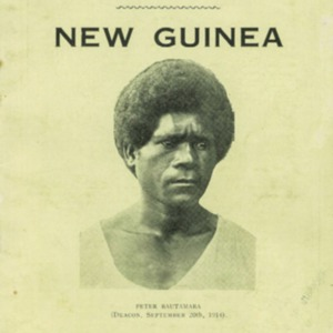 Historical sketches : New Guinea