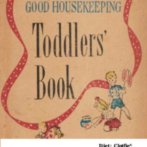 The good housekeeping toddlers' book