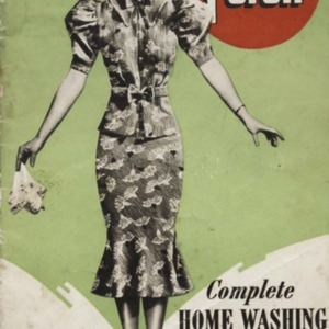 The Persil complete home washing handbook