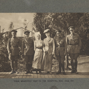 """Duchess of Connaught Canadian Red Cross Hospital, """"Cliveden"""", Taplow, Bucks"""