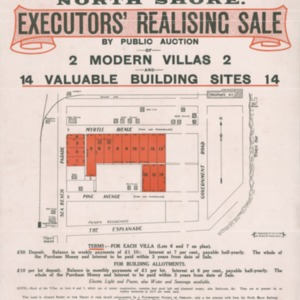 Geelong and district real estate posters: North Shore