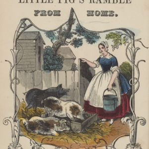 Surprising stories about The mouse and her sons and The funny pigs