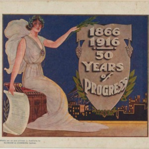 D. Mitchell & Co Grocers, 1866-1916 : 50 years of progress
