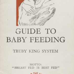 Guide to baby feeding : Truby King system