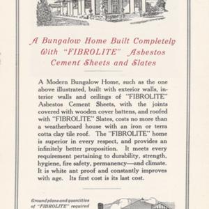 Fibrolite : the Australian made asbestos cement sheets, asbestos cement slates, asbestos cement corrugated sheets